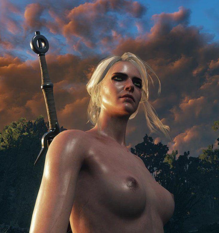 The witcher ciri porn